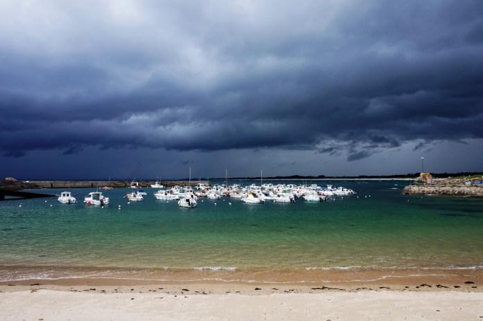 Vacances dans le Finistère Sud - Pointe de Trévignon