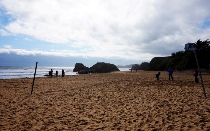 Vacances dans le Finistère Sud - Plage du Kerou