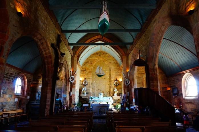 Vacances dans le Finistère Sud - Camaret-sur-Mer - Notre de Dame de Rocamadour