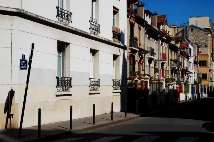 Balade autour de la Butte aux Cailles (Paris 13e) - Rue de la Colonie