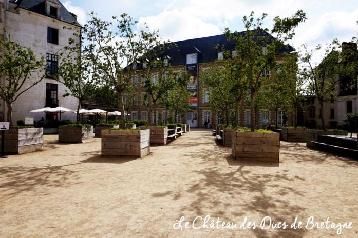 Un weekend à Nantes - Château des Ducs de Bretagne