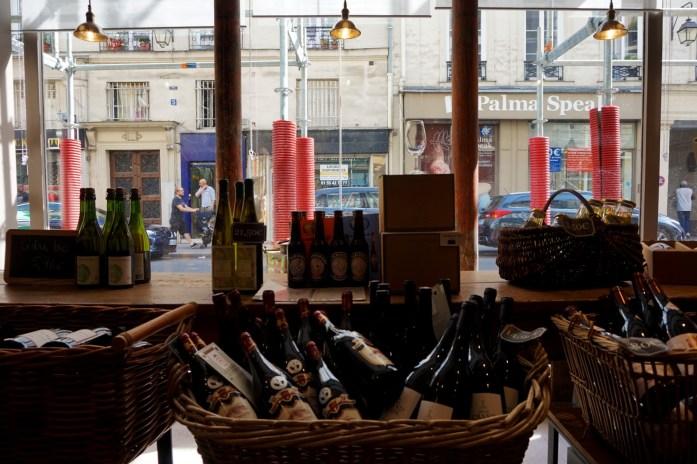 Balade dans le quartier Arts et Métier (3e) - Rue Notre Dame de Nazareth - Trois fois Vin