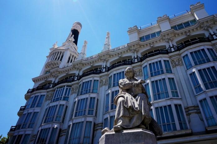 Madrid - Plaza de Santa Ana