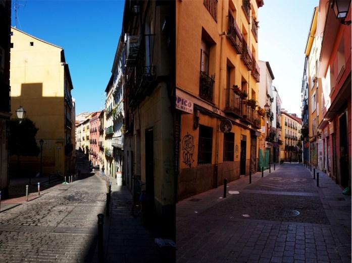 •| Le quartier de Chueca |•