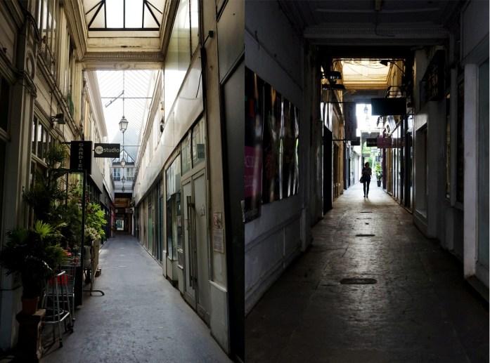 Balade dans le quartier Arts et Métier (3e) - Passage du Ponceau
