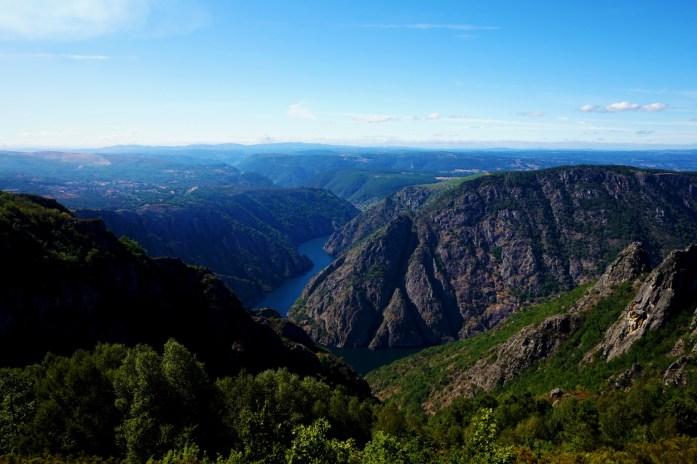 La vallée du Cil, Galice (Espagne)