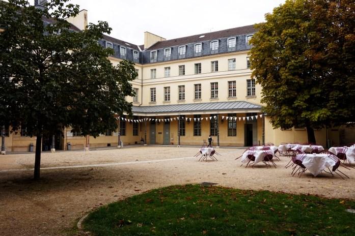 Centre Culturel Irlandais - Rue des Irlandais, Paris 5e
