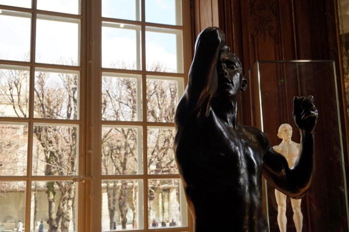 Musée Rodin, Paris 6e - Rue de Varenne