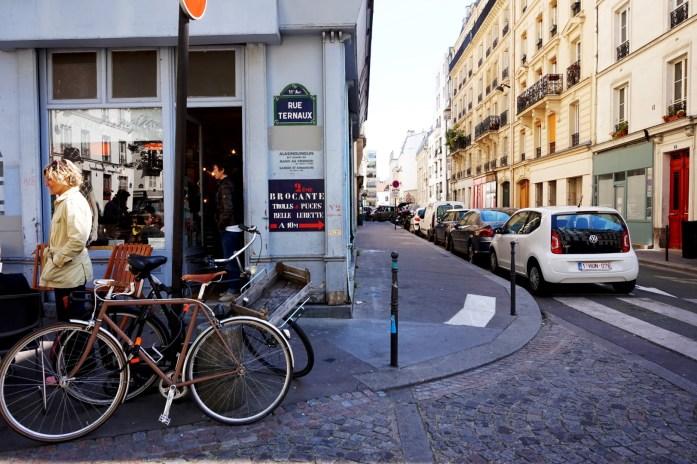 Balade dans le 11e - Rue Ternaux