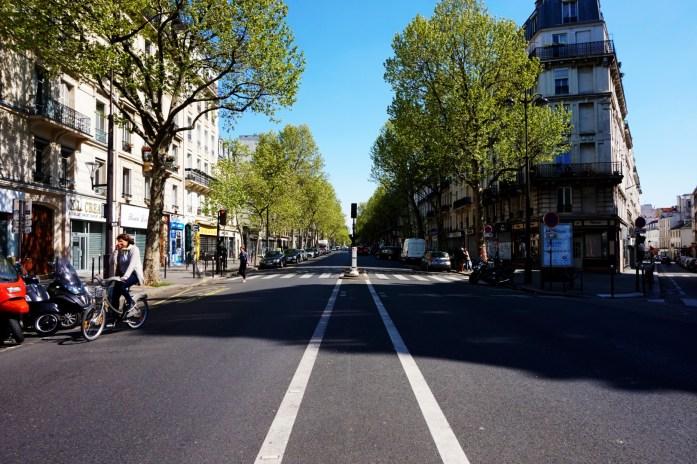 Balade dans le 11e - Face à Saint Ambroise - Boulevard Voltaire