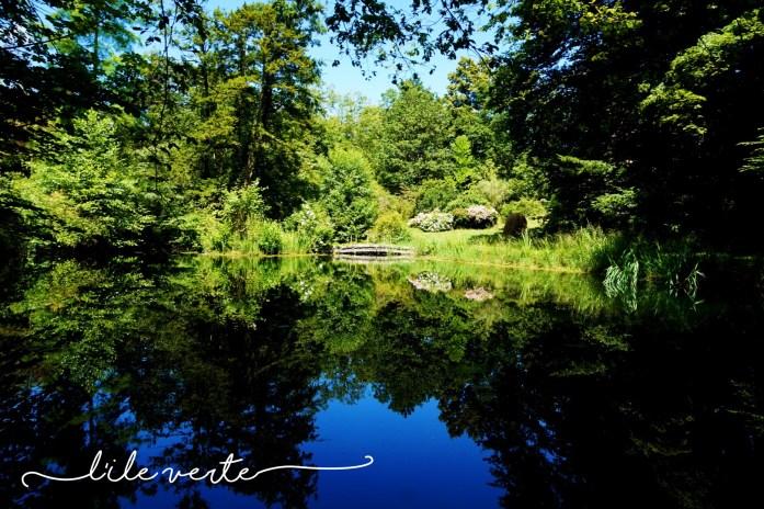 Ile Verte - Parc de la Vallée aux Loups - Chatenay Malabry