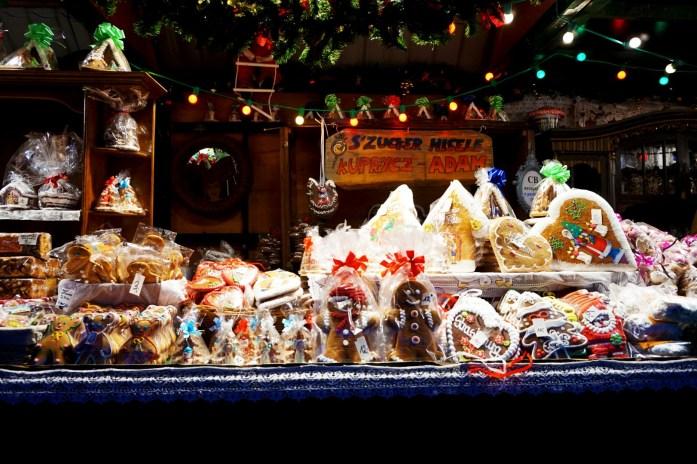 Marché de Noël à Strasbourg