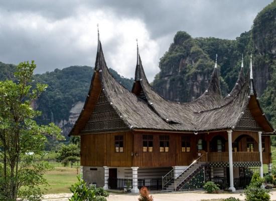 Maison traditionnelle de la région