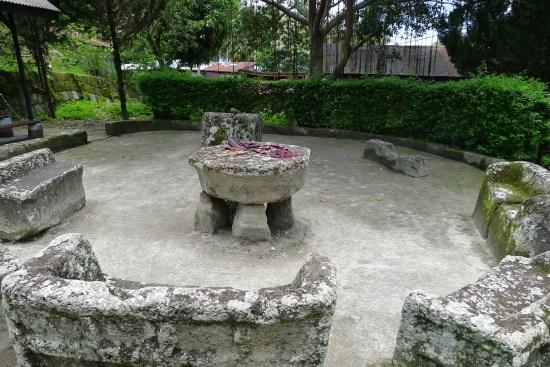 King Siallagan's Stone Chair