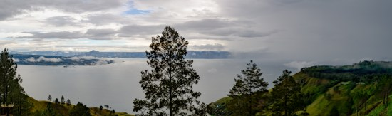 Panorama en altitude