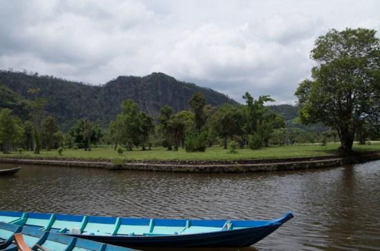 Rivière - Harau Valley