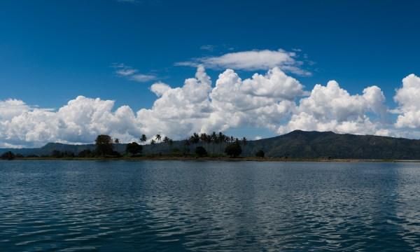 Lac Toba - panorama