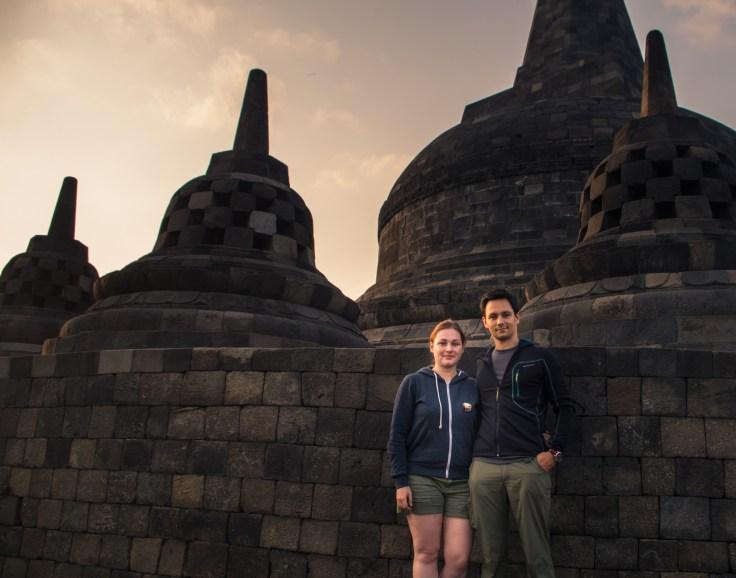 Couple de touristes