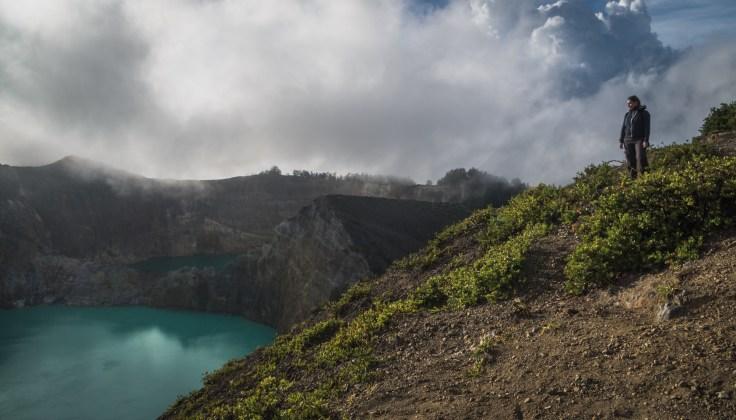 Kelimutu - Lac Tiwu Nuwa Muri Koo Fai