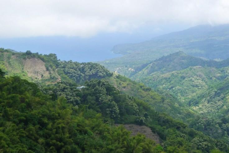 Nous passerons encore une fois par de magnifiques paysages
