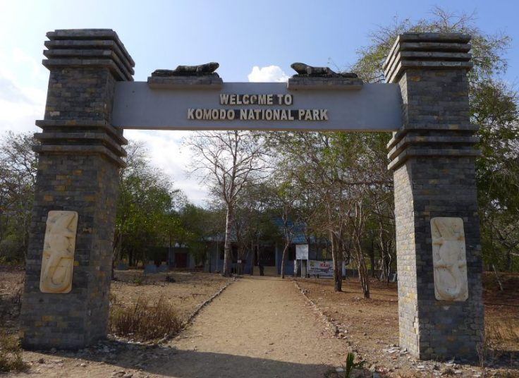 Welcome to Komodo Island