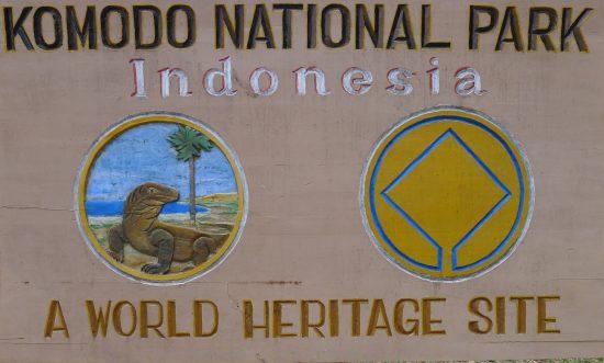 Komodo, A World Heritage Site