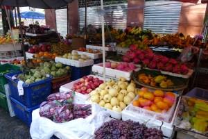 Bangkok - Silom Morning Market