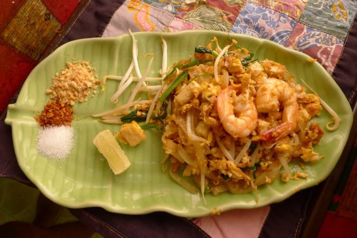 Mon petit pad thaï, pas mal hein ?