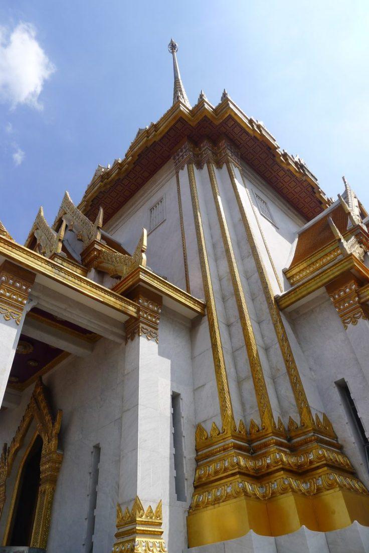 Bangkok - Wat Trai Mit