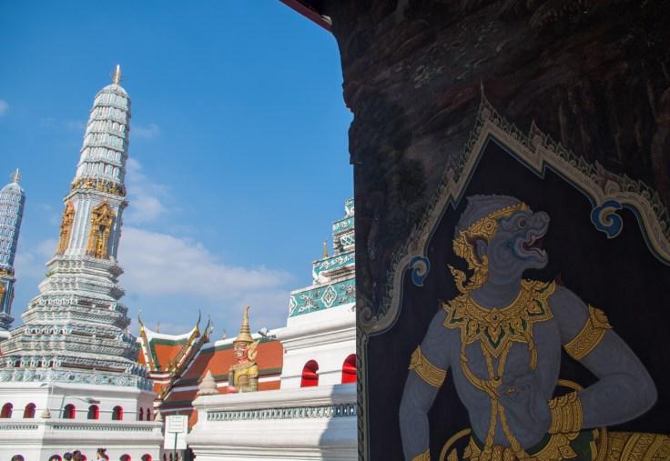 Bangkok Royale Palace - Peintures