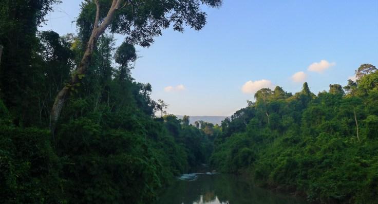 Haew Narok Waterfall Bridge