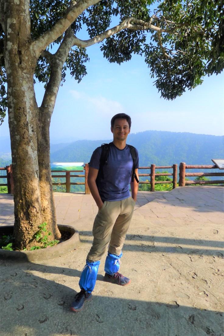 Khao Yai leeches socks