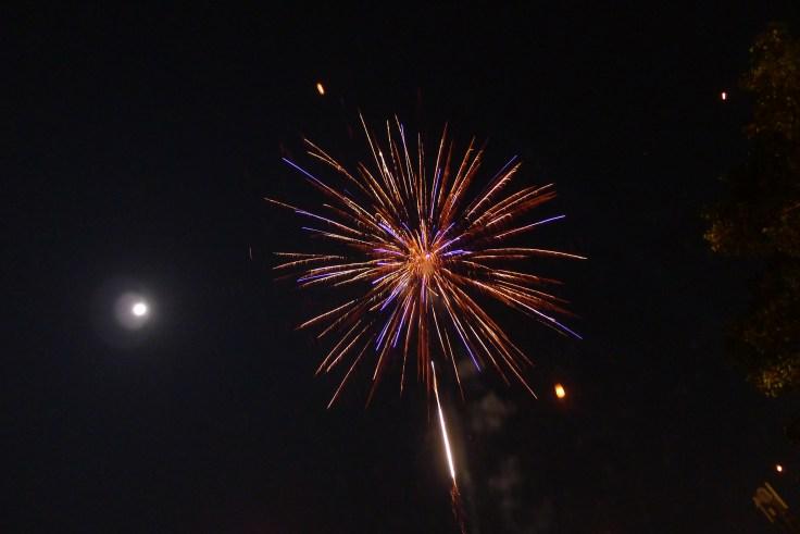 Loy Krathong Chiang Mai Fireworks