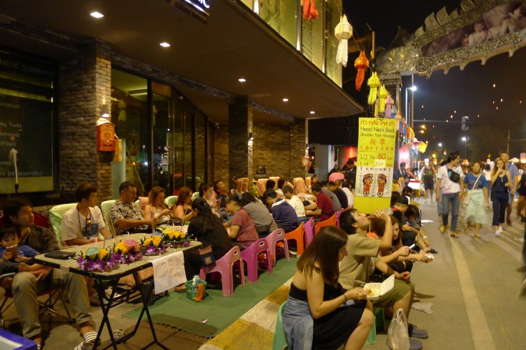 Chiang Nai massages