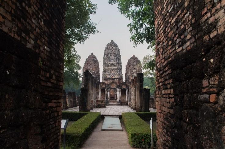 Sukhothai Wat Sri Sawai