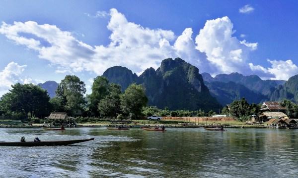 Laos - Vang Vieng