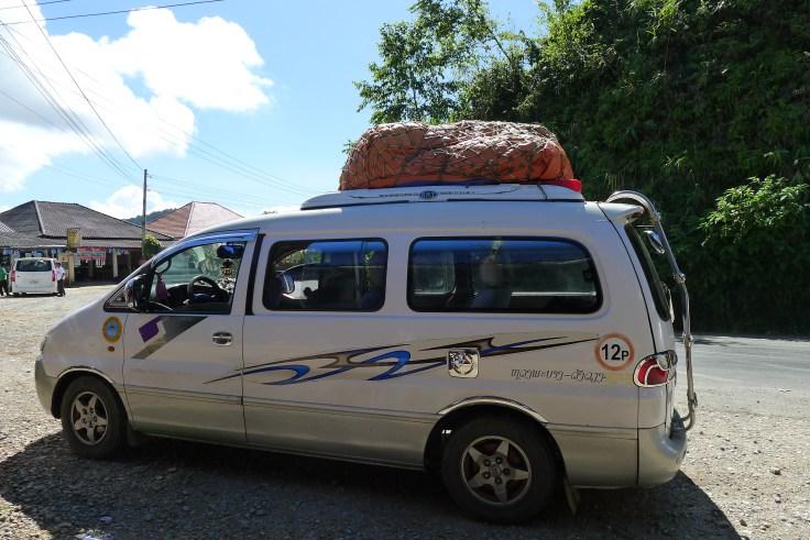 Laos - Vang Vieng - Voyage - bolide