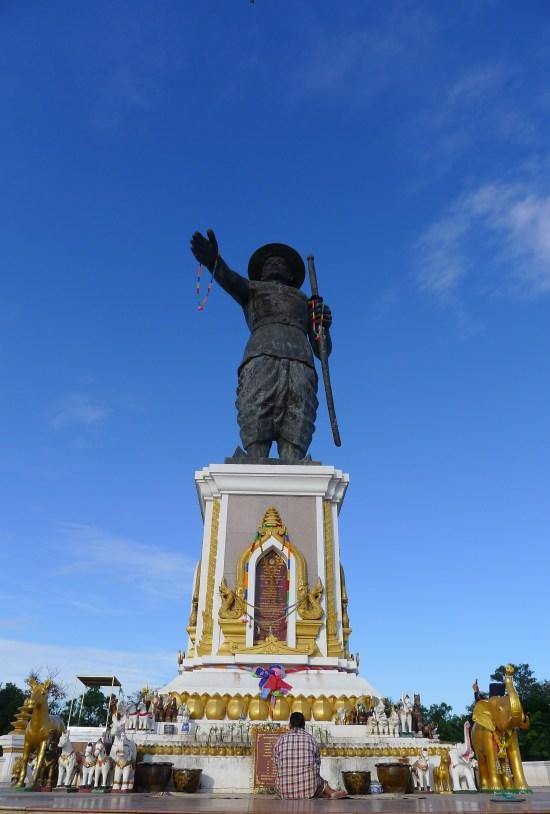 Laos - Vientiane - Sethathirath