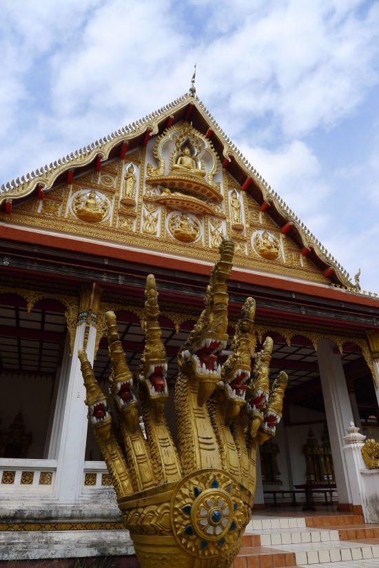 Laos - Vientiane - Wat Hosantinimit