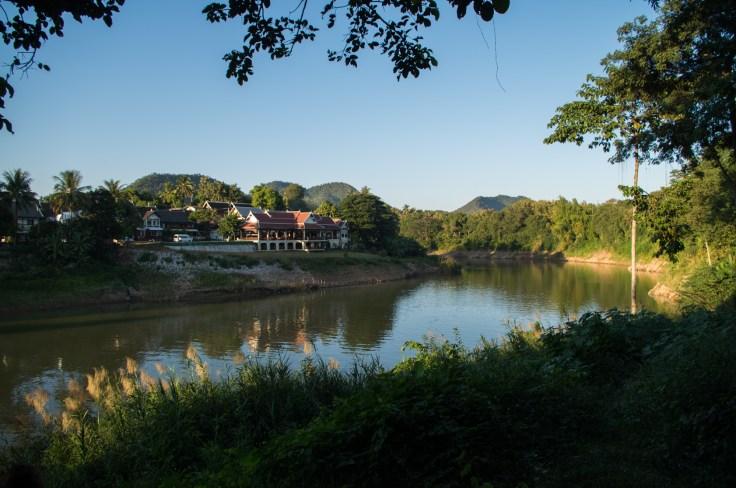 Luang Prabang - Nam Khan River