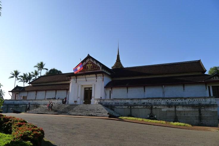 Luang Prabang - Royal Palace Back