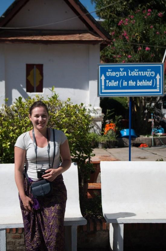 Luang Prabang - Wat Mai