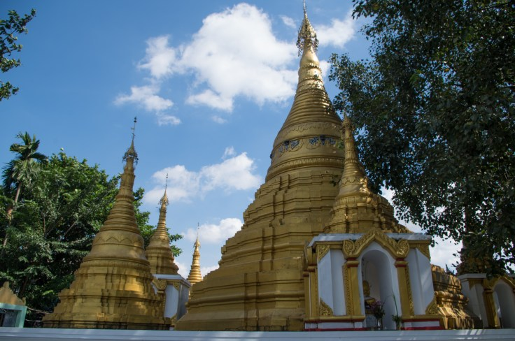 Myanmar - Shwe Kyat Yaat Pagoda