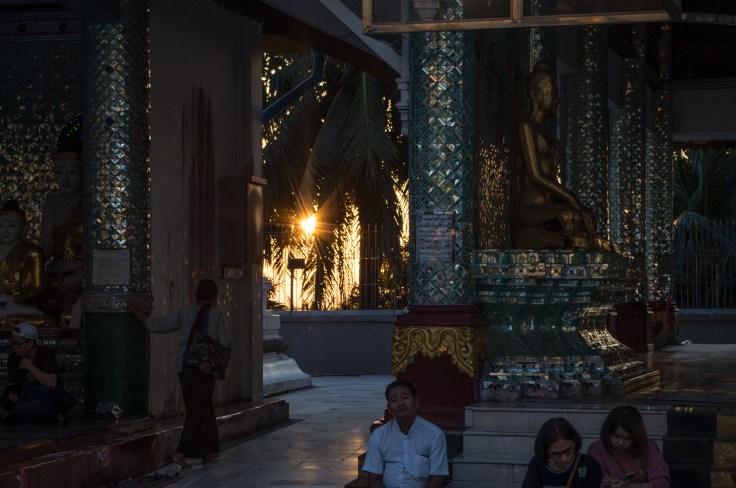 Myanmar - Yangon - Shwedagon Pagoda