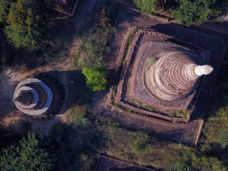Bagan - Drone