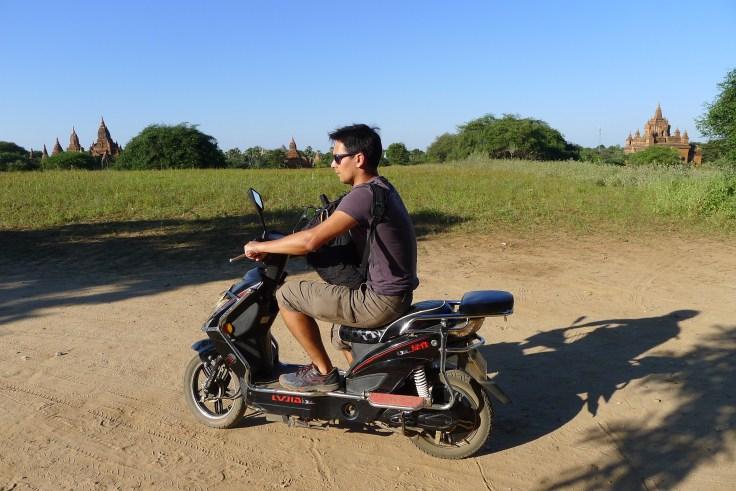 Bagan - Scooter