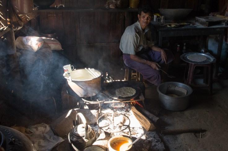 Kalaw - Cuisine