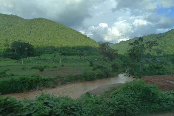 Journey to Nyaungshwe