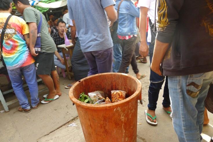 Myanmar - Mandalay - Marché de jade