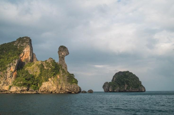 Thailande - Ao Nang - Chicken island
